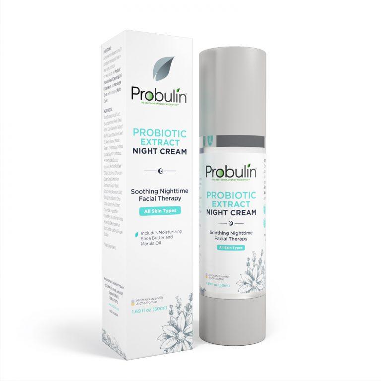 Probiotic Extract Night Cream