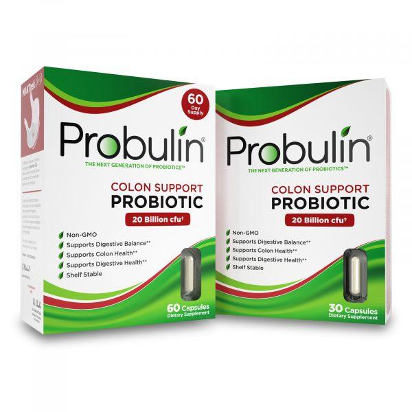 Probulin® Colon Support Probiotics