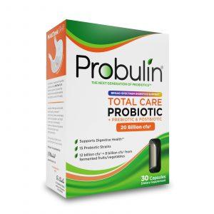 Probulin® Total Care Probiotics - 30 Capsules
