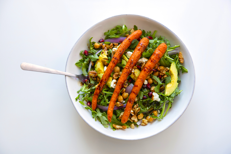 Probulin Carrot Salad